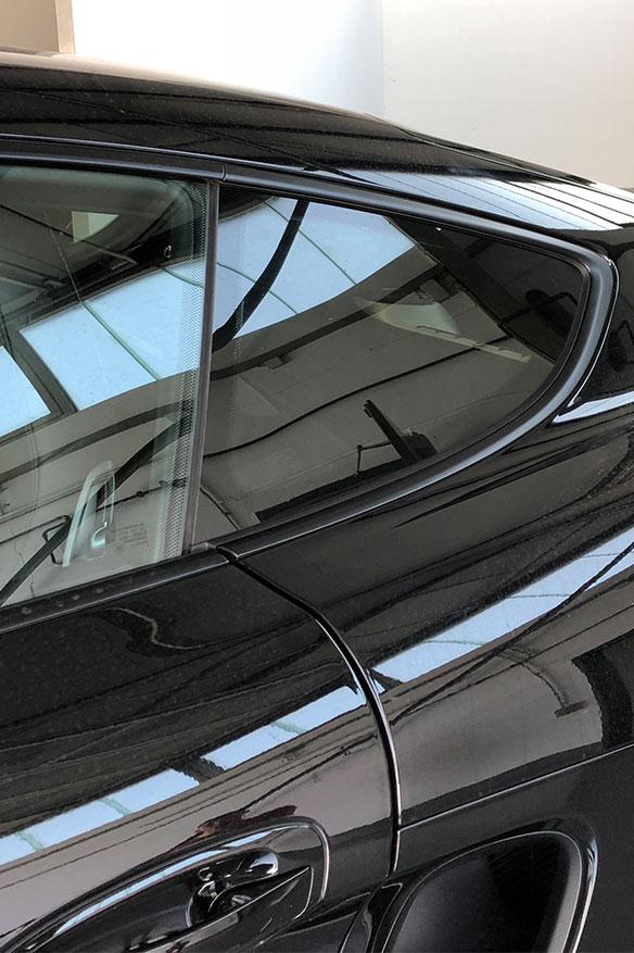 Scheibentönung Porsche Cayman