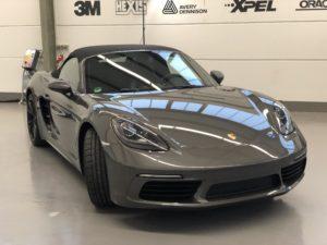 Lackschutz Porsche