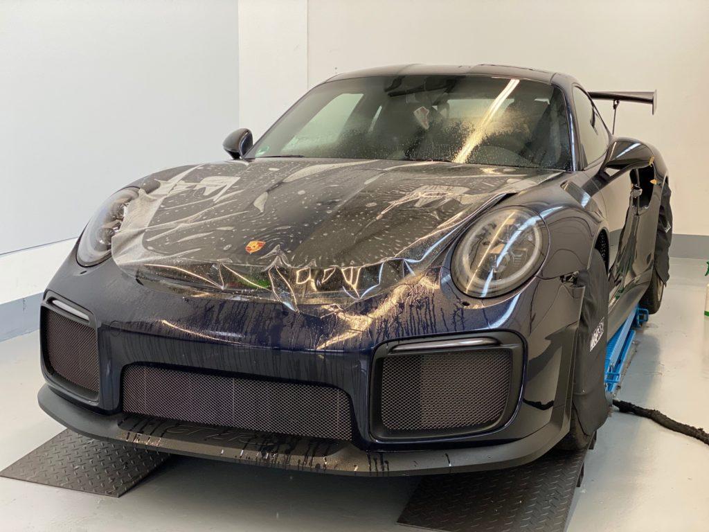 Porsche Lackschutz