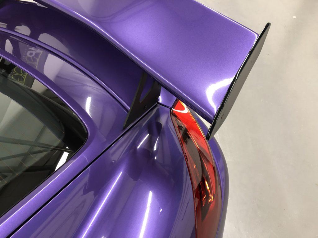 Porsche Cayman S 981 Ultraviolet