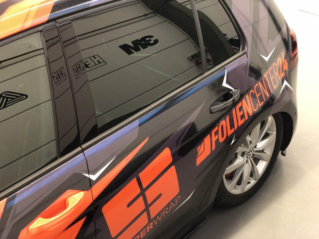 Golf 7 GTI Fuse Design Digitaldruck