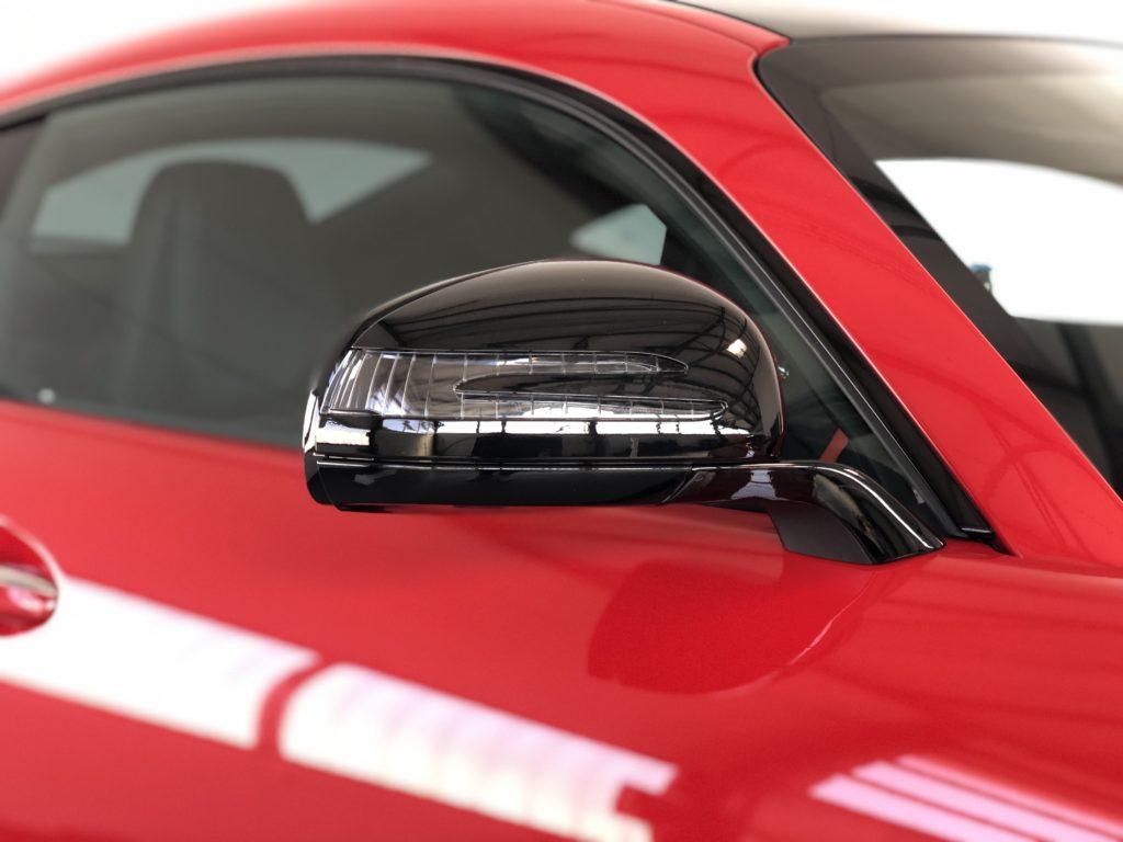 Steinschlagschutz AMG GTC