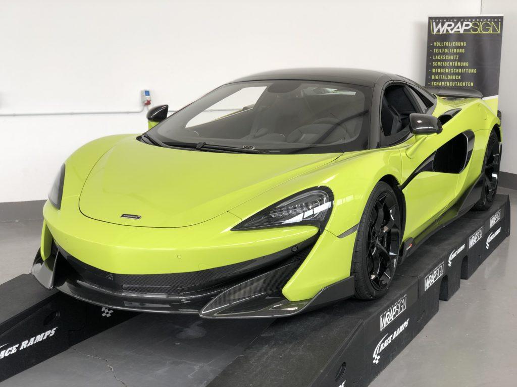 McLaren 600 LT Spider LS