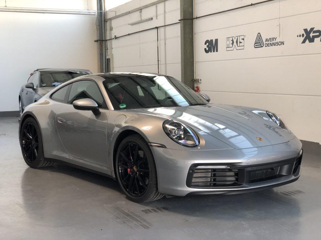 Porsche 992 Lackschutz