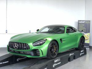 Mercedes AMG GTR Lackschutz