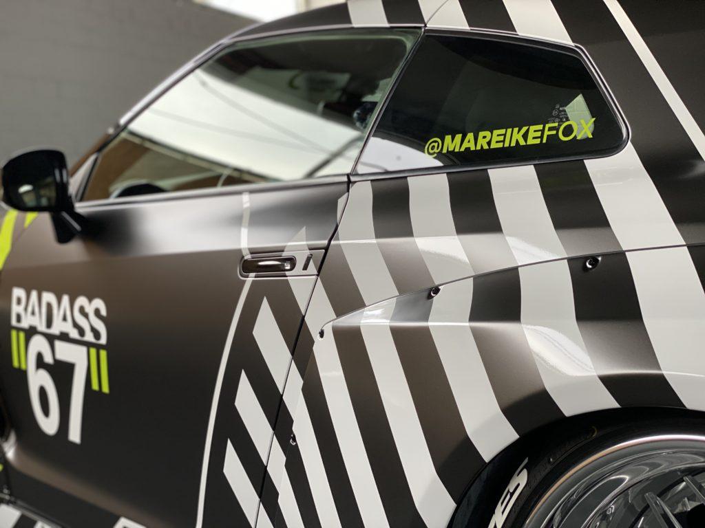 Nissan GTR Vollfolierung