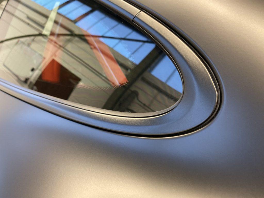 Porsche 991 GT3 RS Autofolierung
