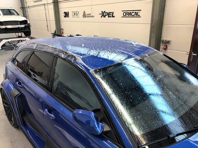 Audi RS6 Avant Lackschutz