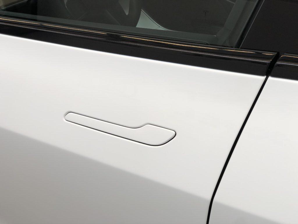 Lackschutz Tesla Model 3