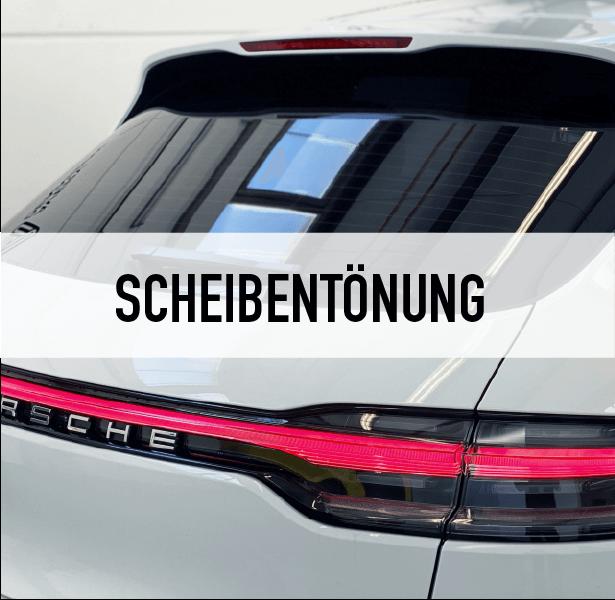 WRAPSIGN Scheibentönung NRW Porsche